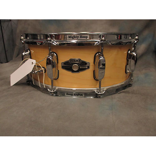 Tama 5X14 Artwood Snare Drum Natural 8