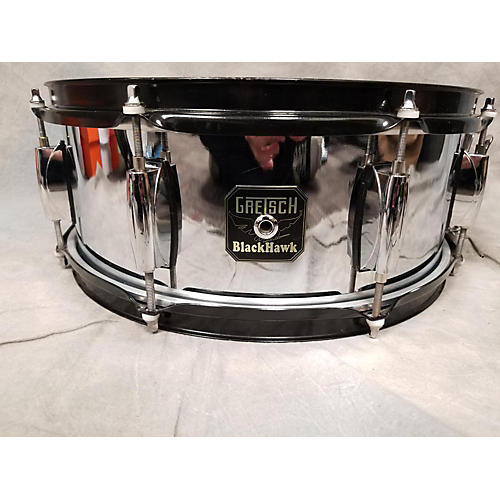 Gretsch Drums 5X14 BLACKHAWK Drum-thumbnail