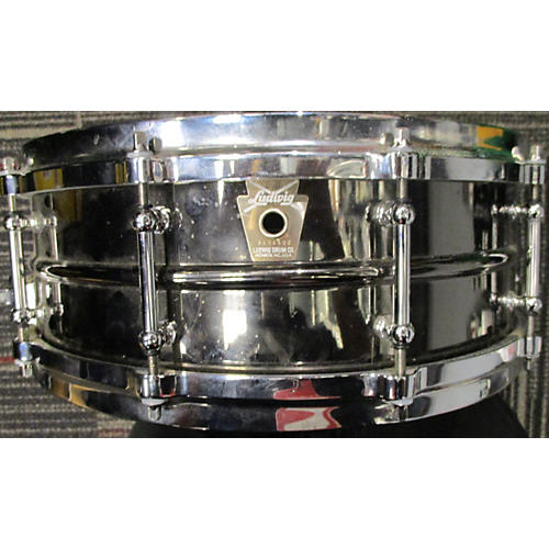 Ludwig 5X14 Black Beauty Snare Drum-thumbnail
