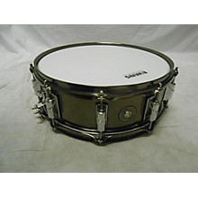 Taye Drums 5X14 Black Nickel Brass Drum