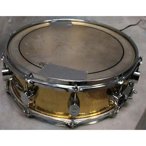 PDP by DW 5X14 Brass Snare Drum Drum