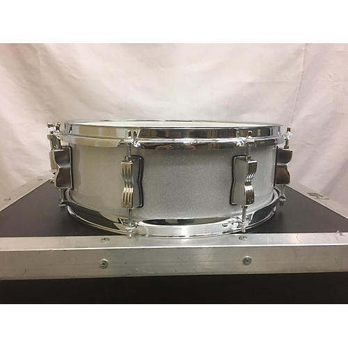 used ludwig 5x14 breakbeats by questlove snare drum silver sparkle 8 guitar center. Black Bedroom Furniture Sets. Home Design Ideas