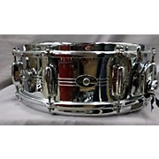 Slingerland 5X14 CHROME OVER BRASS Drum