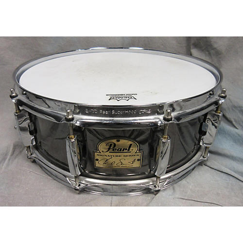 Pearl 5X14 CS1450 Chad Smith Signature Snare Drum-thumbnail