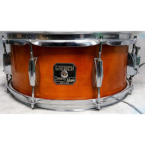 Gretsch Drums 5X14 Catalina Maple Snare Drum-thumbnail