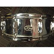 Slingerland 5X14 Chrome Snare Drum