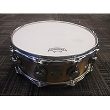 DW 5X14 Collector's Series Bell Bronze Snare Drum