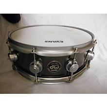 DW 5X14 Collector's Series Brass Drum