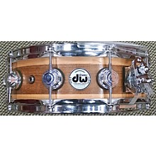 DW 5X14 Collector's Series Finish Ply Super Solid Maple Snare Drum