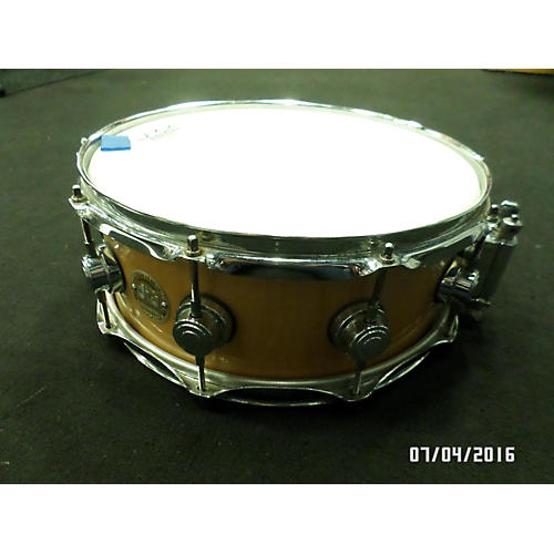 DW 5X14 Collector's Series Maple Snare Drum-thumbnail