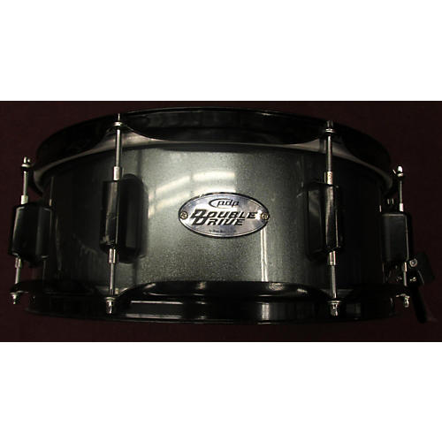 PDP by DW 5X14 Double Drive Snare Drum