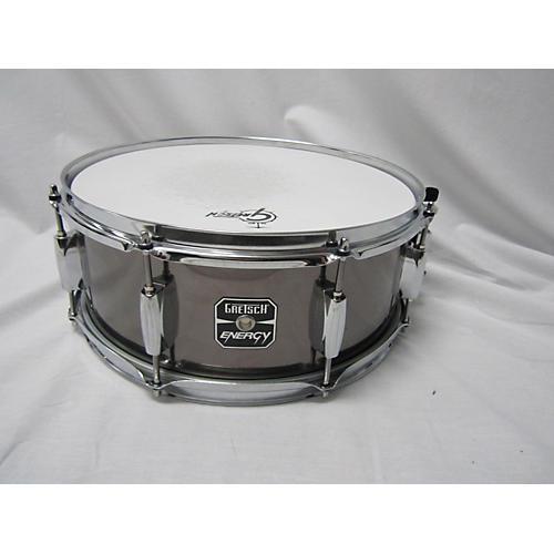 used gretsch drums 5x14 energy snare drum guitar center. Black Bedroom Furniture Sets. Home Design Ideas