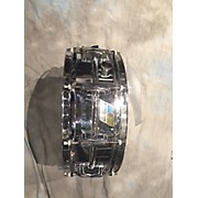 Ludwig 5X14 Green And Blue Label Drum