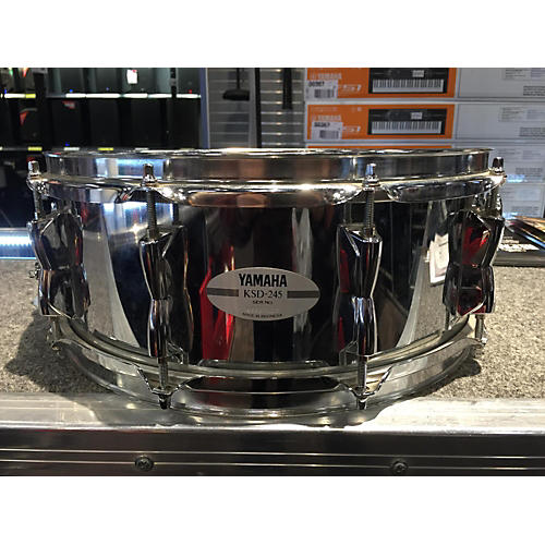 Yamaha 5X14 KSD-245 Drum Chrome 8