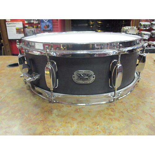 Tama 5X14 Limited Birch/Basswood Drum Satin Black 8
