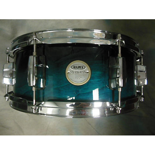 Mapex 5X14 Meridian Snare BLUE FADE Drum