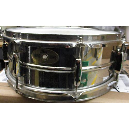 Used Pearl 5X14 Mirror Chrome Steel - 55.0KB
