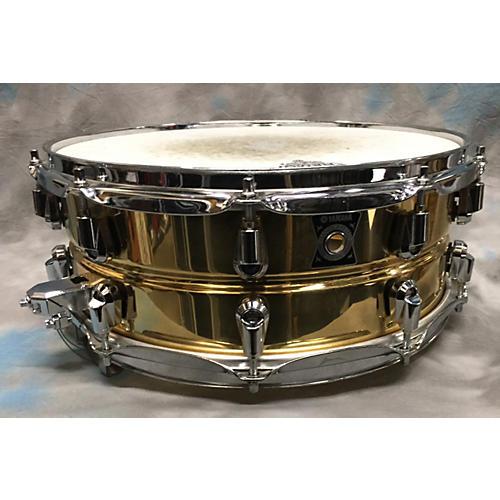 Yamaha 5X14 Nouveau Brass Snare Drum Drum