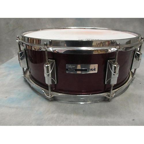 Taye Drums 5X14 Rock Pro Drum