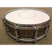 Pearl 5X14 Sensitone Snare Brass Drum