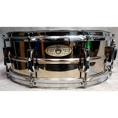 Pearl 5X14 Sensitone Snare Drum Chrome 8