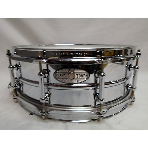 used pearl 5x14 sensitone snare drum steel 8 guitar center. Black Bedroom Furniture Sets. Home Design Ideas