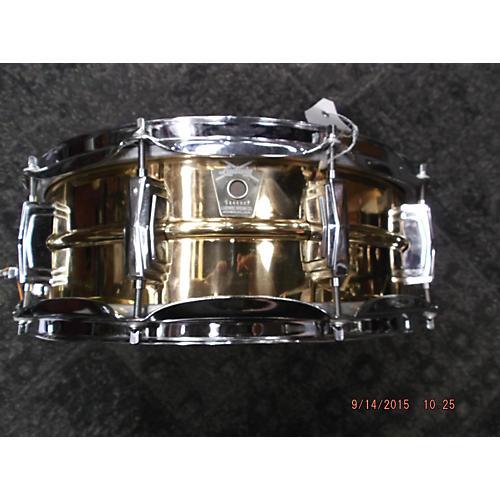 Ludwig 5X14 Smooth Bronze Supraphonic Drum