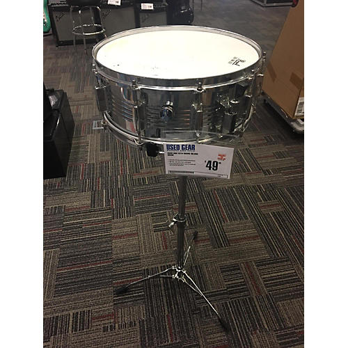 UMI 5X14 Snare Drum Silver 8