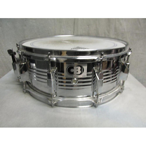 CB Percussion 5X14 Snare Drum-thumbnail