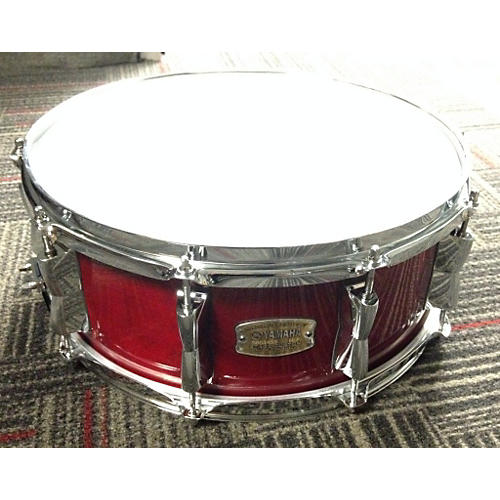Yamaha 5X14 Stage Custom Snare Drum-thumbnail