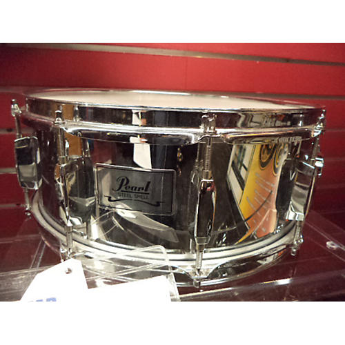 Pearl 5X14 Student Steel Snare Drum