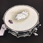 Ludwig 5X14 Supraphonic Snare Chrome Over Brass Drum