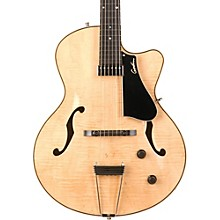 5th Avenue Jazz Guitar Natural Flame