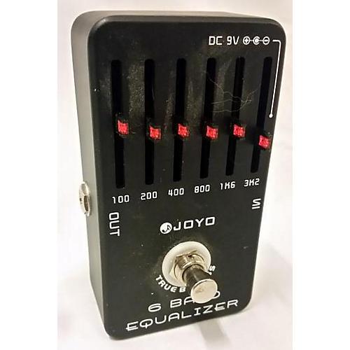 Joyo 6 Band EQ Pedal-thumbnail