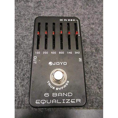Joyo 6 Band Equalizer Pedal-thumbnail