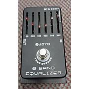 Joyo 6 Band Equalizer Pedal