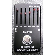 Joyo 6 Band Equalizer Pedal