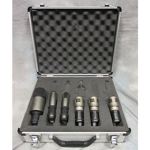 CAD 6 PACK DRUM MIC KIT Drum Microphone-thumbnail