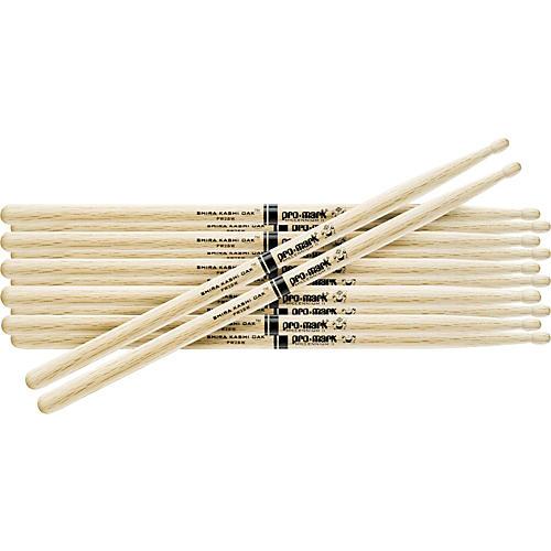 PROMARK 6-Pair Japanese White Oak Drumsticks
