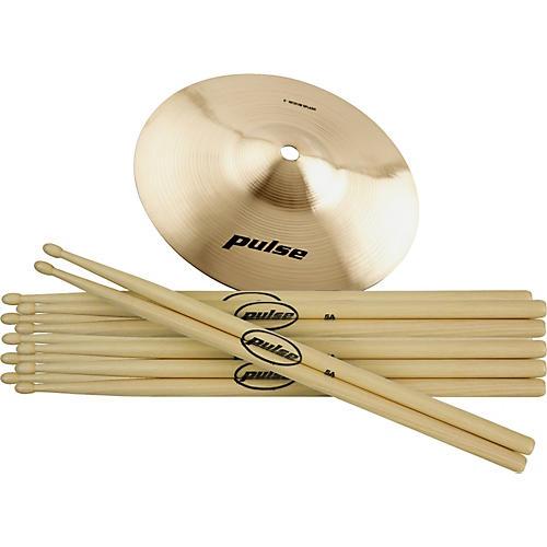 Pulse 6-Pair Sticks with 8