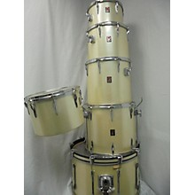 Premier 6 Piece Drum Set Drum Kit
