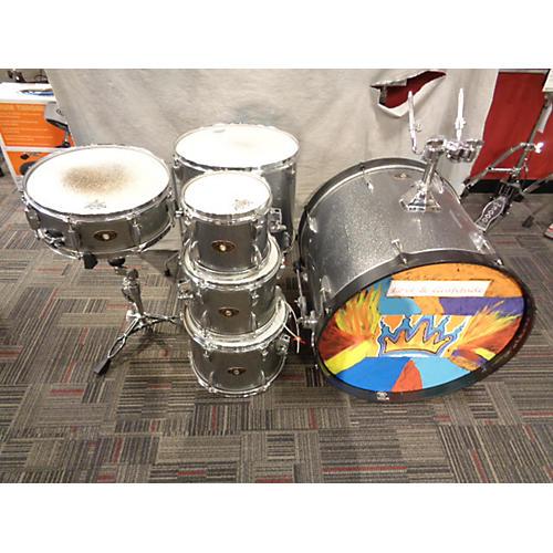 used tama 6 piece imperialstar drum kit guitar center. Black Bedroom Furniture Sets. Home Design Ideas