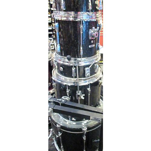 Yamaha 6 Piece Power V Midnight Sparkle 67