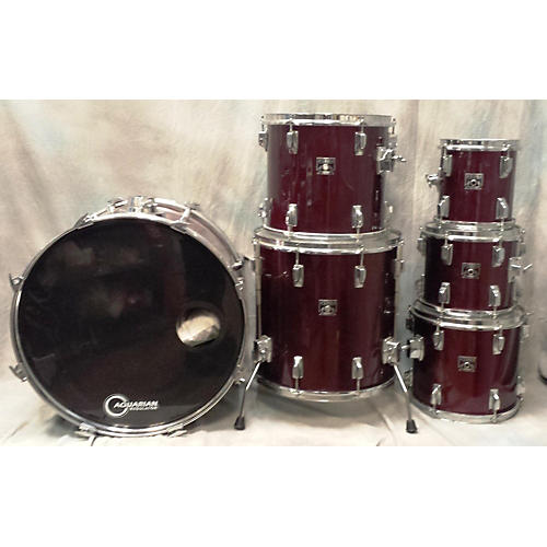 Tama 6 Piece Rockstar Drum Kit