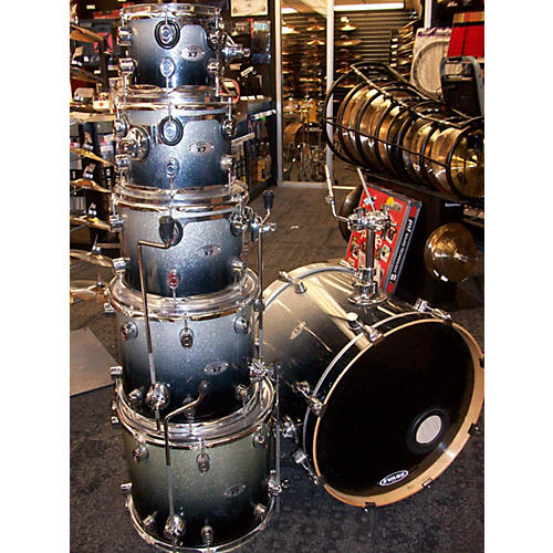 PDP by DW 6 Piece X7 Drum Kit-thumbnail