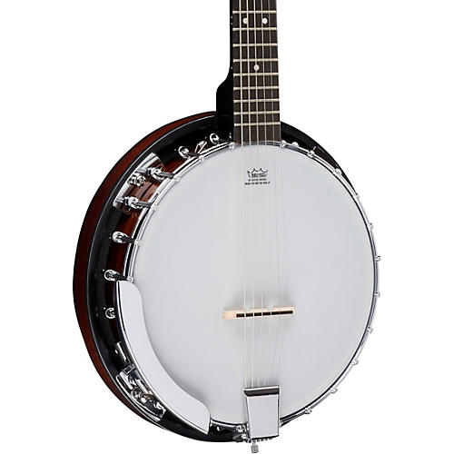 Rogue 6-String Banjo Natural