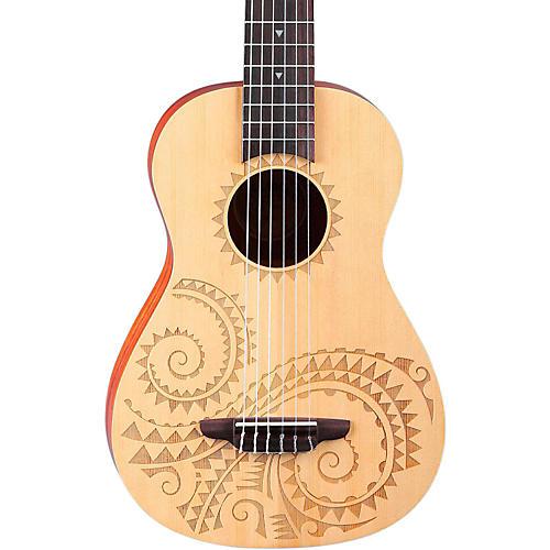 Luna Guitars 6-String Baritone Ukulele-thumbnail