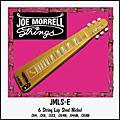 Morrell Music 6-String E Tuning Lap Steel String Set thumbnail