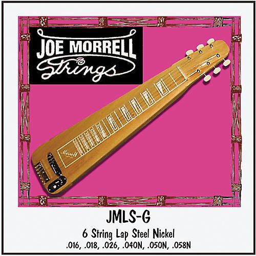 Morrell Music 6-String G Tuning Lap Steel String Set-thumbnail