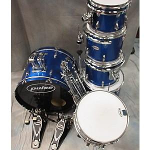 Pre-owned Pulse 6-piece Drum Set Drum Kit